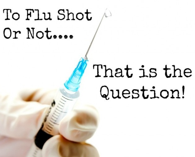 Flu Shot or Not
