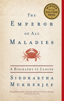 biography of cancer book review by naturopathic doctor
