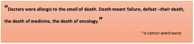 quote for cancer review blog